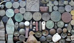 Что можно найти с металлоискателем?
