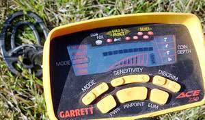 Garrett ACE 250. Обзор металлоискателя