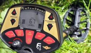 Fisher F4. Обзор металлоискателя и Тест глубины