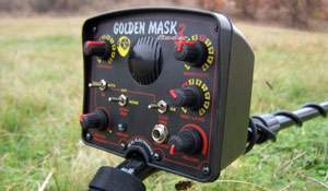 Golden Mask 2. Обзор металлоискателя (+видео)