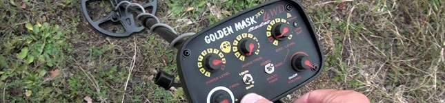 металлоискатели golden mask